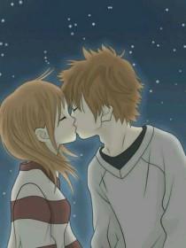 我的一吻订情