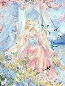 小花仙之金色山茶花公主