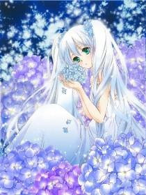 灵冰之子,蝶神之女