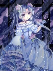 叶罗丽精灵梦之默思冰