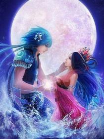 叶罗丽精灵梦之晶念娘娘之女火公主