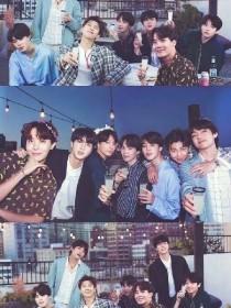 BTS:恋爱使用说明书