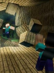 Minecraft之平行世界