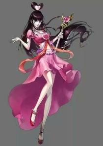 叶罗丽精灵梦之黑暗公主