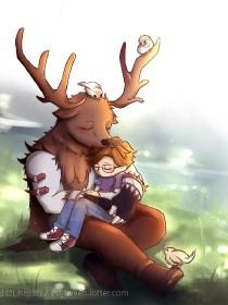 鹿幸ll我永远在你身旁