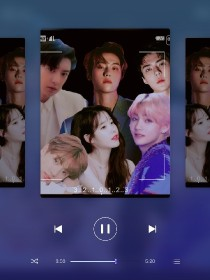 EXO&BTS:Cindy别跑