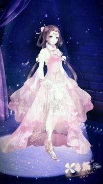 叶罗丽之公主颜默
