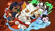 叶罗丽精灵梦之小花仙的京剧猫穿越