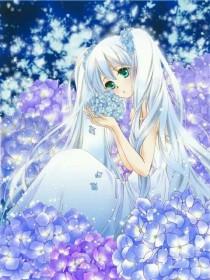 小花仙之安琪儿女神的死。雪城爱女神