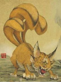 昆仑灵猫传说