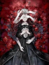 染血白玫瑰