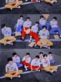 当时代少年团参加偶练