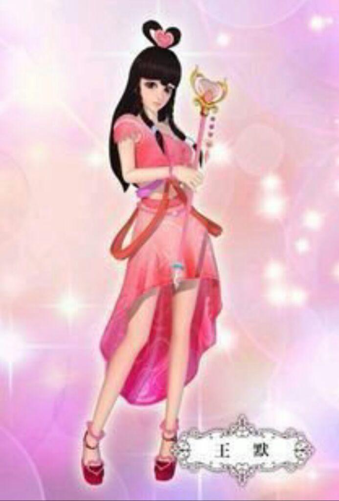 叶罗丽精灵梦之公主王子图片