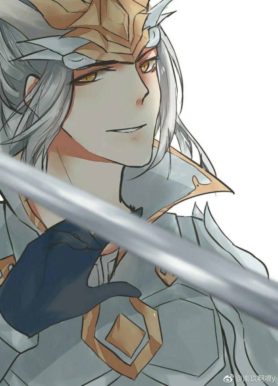 白龙吟帅气头像