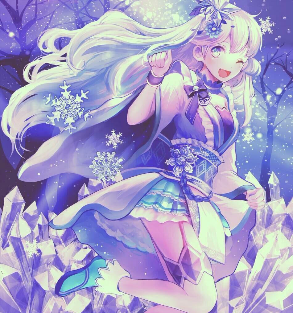 短篇小说 叶罗丽精灵梦之灵女回归  水灵倩叶罗丽魔法~彼岸花开,我以图片